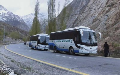 PASSENGER TRAVEL SERVICE BETWEEN PAKISTAN AND CHINA